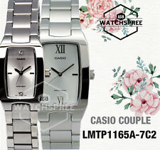 Casio Couple Watch LTP1165A-7C2 MTP1165A-7C2
