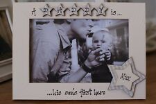 Personalised Photo Frame! Dad Daddy Gift! Father's Fathers Day Gift! 6x4''!