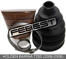 Boot Outer Cv Joint Kit 71X106X21 For Holden Barina T250 (2006-2008)