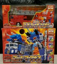 Transformers Robots In Disguise Leader Optimus Prime and Ultra Magnus- brand new