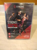 Strong by Zumba High Intensity Cardio Tone 60 Minute Workout Bonus Workout New
