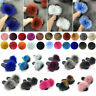 Real Fox Fur Slides Fluffy Fuzzy Furry Slippers Sliders Sandals Women Shoes 2020