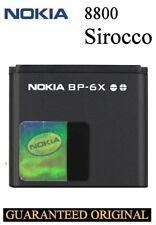 GENUINE BATTERY NOKIA 8800 SIROCCO EDITION BP-6X
