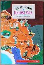 Iugoslavia - giro del mondo - mondadori - aprile 1965 - un mensile mondodori