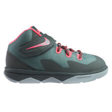 Nike Soldier Viii Little Kids 653646-300 Seaweed Punch Shoes Youth Size 3