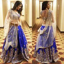 Indian Bollywood Ethnic Designer Anarkali  LENGHA CHOLI & Traditiona PARTY WEAR