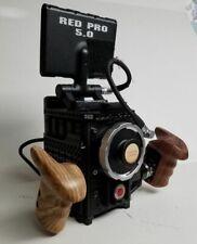RED Epic-X 5k Cinema Camera Bundle - Lots of Extras, 2 Lens Mounts, Case, More++