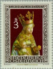 EBS Austria 1977 - Christmas - Enthroned Madonna and Child - ANK 1575 MNH**