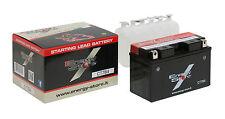 Batteria mod. CT7B4 (12V - 6,5Ah) per moto e motocicli. Mod. YT7B-BS