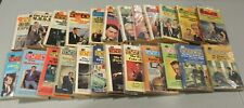 Complete Set The Man From U.N.C.L.E. pb books 24 1-23 + ABC 1965 Ace Tv Show #2