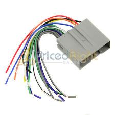 Ford Lincoln Mercury Radio Install Wire Harness Installation FD-5520