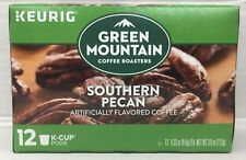 Green Mountain Southern Pecan Coffee Keurig K Cup Cups 3.9 oz