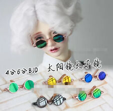 Round sunglasses  5colors For 1/4,1/6 Imda BJD Doll Accessories GS21