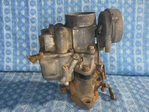 1949 Oldsmobile 6 Cyl. W/ Hydramatic Original Carter Carburetor #709S Used