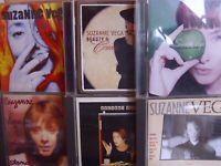 Suzanne Vega- 6-CD-Sammlung