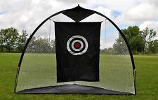 Golf Driving Net with Target