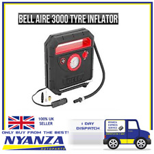BELLAIR 3000 TYRE INFLATER INFLATES A STANDARD FLAT TIRE IN 5 MINUTES