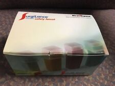 Surgilance SLN300 Self Retracting Lancet 21g Pink 2.8mm 100/bx