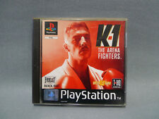 Playstation 1-k-1 THE ARENA FIGHTERS-PS 1