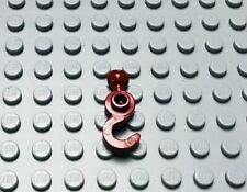 LEGO Dark Red Technic Crane Hook Lot of One