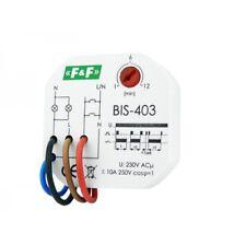 Telerruptor Biestable Relé Zeischalter Timer BIS-403 F&f 4086