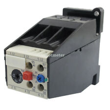 JRS2-63F3UA59 Motor Protection Thermal Overload Relay 1 NO 1 NC AC 0.4A - 0.63A