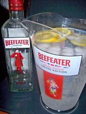 Beefeater Gin inside London Plastic jug pitcher -perfect for Gin Cocktails