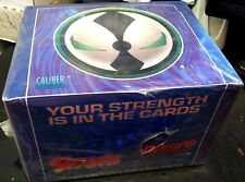 SPAWN Power Cardz SEALED Booster Box by Caliber Game 36 NEW 15 Card PACKS