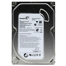 Hard Disk per Computer PC 3.5 250GB SATA Segate Barracuda HD Drive disco rigido