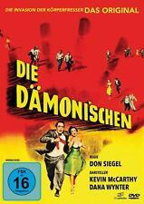 Die Dämonischen (2018, DVD video)