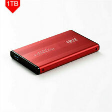 "USB 3.0 2.5"" 500GB/1TB/2TB External Hard Drive Disks HDD For PC Laptop Portable"