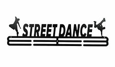 HipHop Medal Holder Hanger Locking Popping Breaking Jazz Free Style Street Dance