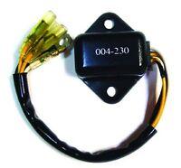 WSM Kawasaki 650 Voltage Regulator 004-230 OEM #: 21066-3703, 21066-3702 PWC