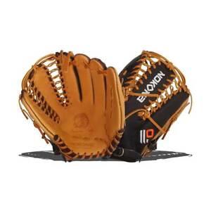 "Nokona Youth Baseball Glove Alpha Select S-7T /L 12.5"" Trap Web Outfield RHT NWT"