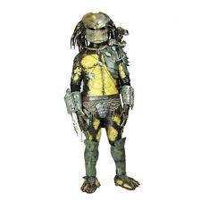 DARK DESIGN Predator Costume Suit Deluxe Version w/ Helmet & Shoulder Pack Gen 2