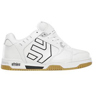 Etnies Skateboard Shoes Faze White/Black/Gum