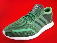 Adidas Originals LA Los Angeles AF4232 Trainers Shoes Green US 9.5 EU 43 1/3 New