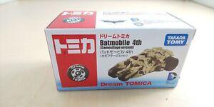 Takara Tomy Tomica Dream Series Batman Batmobile 4th (Camouflage Ver)