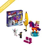 LEGO 70824 LEGO MOVIE 2 INTRODUCING QUEEN WATEVRA WA'NABI SET - NEW & SEALED
