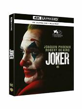 Joker (2019) Cofanetto Con 4K Ultra HD + Blu - Ray Disc - Nuovo Sigillato