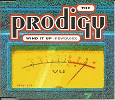 THE PRODIGY Wind it up w/ 2 MIXES & UNRELEASED TRK CD Single SEALED USA seller