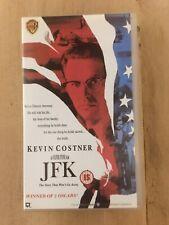 JFK (1992, VHS) Pre-owned