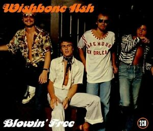 WISHBONE ASH – BLOWIN' FREE 2x CDs (NEW/SEALED)