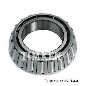 For Chevrolet C50  Chevrolet, C70  GMC, C5000 Rear Outer Wheel Bearing Timken