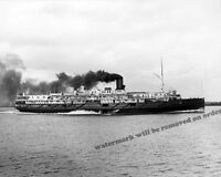 Photograph of The Detroit Steamship Western States Year 1903  8x10