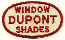 Dupont Window Shades Patch