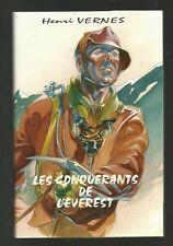 Henri Vernes Les conquérants de l'Everest  Signé TTBE
