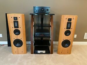 Infinity Renaissance 90 Vintage Audiophile Speakers Excellent! New Pics! Update!