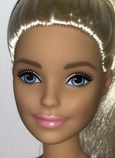 Barbie 2018 Nude Robotics Engineer Doll NEW Blonde Closed Mouth Millie Blue Eyes
