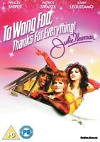 Nuovo A Wong Foo, Thanks Per Everything Julie Newmar DVD (FHED3896)